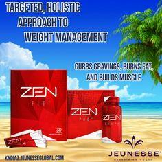 Weight management is easy with the Zen Bodi line by Jeunesse Global.   www.skygazer.jeunesseglobal.com
