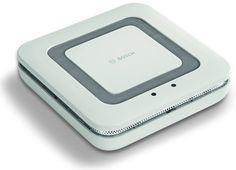 Der Bosch Smart Home Twinguard überwacht auch die Luftqualität.