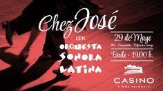 Chez José, fiesta de música latina en Casino Cirsa Valencia - http://www.valenciablog.com/chez-jose-fiesta-de-musica-latina-en-casino-cirsa-valencia/