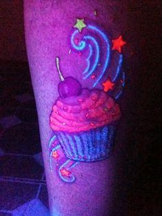 UV Ink: Blacklight Tattoo Designs: August 2014