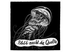 Image of SIEBDRUCK Qualle
