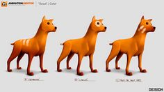 Designed and Art Directed Animation Mentor's next generation characters, The TRIBE. Animation Mentor, Character Design References, 2 Colours, Character Concept, Dinosaur Stuffed Animal, Behance, Animals, Color, Characters