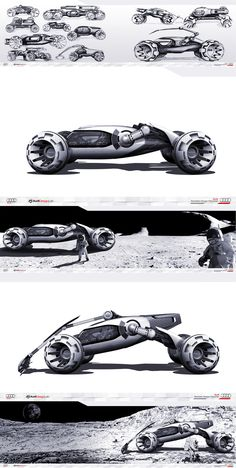 #Audi #Sketchs #Concept #Missiontothemoon #Future