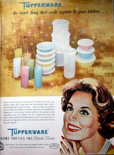 Most of these ads are from the 1950's and 60's: