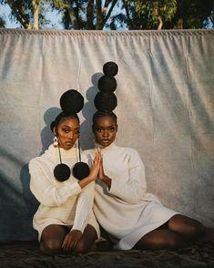 Creative Photoshoot Ideas, Photoshoot Themes, Photoshoot Inspiration, Hair Inspiration, Black Girls Hairstyles, Afro Hairstyles, Black Photography, Brown Skin Girls, Black Girl Aesthetic