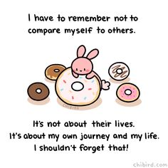 Cp 😂: A reminder for myself and for you all! It's never a fair comparison because we all started in completely different situations and you never know the full story of other people's lives. It's healthier to focus on our own lives instead. Happy Thoughts, Positive Thoughts, Positive Quotes, Motivational Quotes, Inspirational Quotes, Cute Memes, Cute Quotes, Happy Quotes, Cheer Up Quotes