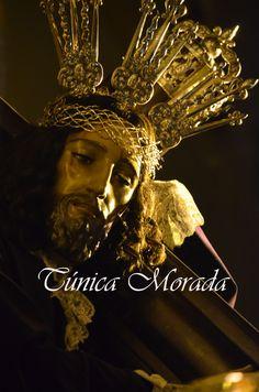 """Ntro. Padre Jesús Nazareno titulado """"El Rico"""", (Santiago, Málaga)"""