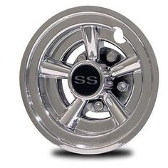 Golf Carts Ideas   8 SS Golf Cart Wheel Covers -- More info could be found at the image url.(It is Amazon affiliate link) #culturegram