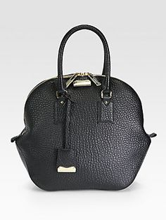 Burberry Orchard Bowling Bag Oh Gosh This Is Beautiful 1595 Bags Saks Fifth