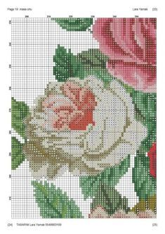 Thrilling Designing Your Own Cross Stitch Embroidery Patterns Ideas. Exhilarating Designing Your Own Cross Stitch Embroidery Patterns Ideas. Cross Stitch Boards, Cross Stitch Love, Cross Stitch Flowers, Cross Stitch Designs, Cross Stitch Patterns, Ribbon Embroidery, Cross Stitch Embroidery, Embroidery Patterns, Le Point