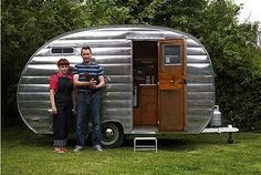 1954 Cardinal Travel Trailer - Love it.