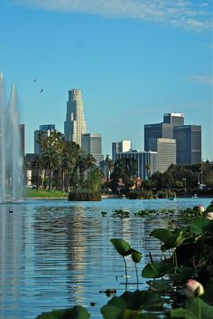 Echo Park, Angelino Heights, Los Angeles, California by rbleib
