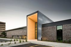 The K.O. Lee Aberdeen Public Library / CO-OP Architecture   Netfloor USA
