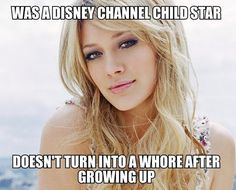 Thank you, Hilary Duff! She became a responsible adult. And I must say, I loved watching Lizzie McGuire growing up. Lizzie Mcguire, Hilary Duff, El Humor, Humour, Hd Wallpaper, Desktop Wallpapers, Disney Stars, The Duff, Celebrity Wallpapers
