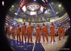 Clippers PreGame