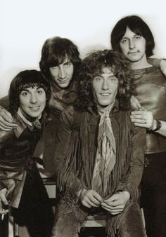 Now, ladies and gentlemen, dig The Who. John Entwistle, Pictures Of Lily, Roger Daltrey, 60s Music, Music Images, Best Rock, Lady And Gentlemen, Old Movies, Led Zeppelin