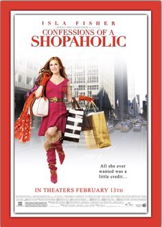 Isla Fisher as Rebecca Bloomwood in Confessions of a Shopaholic (2009) Isla  Fisher 9182eeff35
