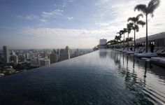 22 Incredible Swimming Pools From Around The World - BlazePress