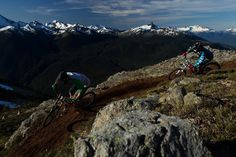 Yeah I would totally want to do this if downhill biking didn't scare my pants off!
