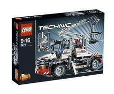 LEGO TECHNIC Bucket Truck