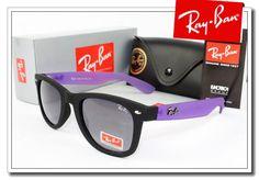 4591f8d43b Rayban Cats Sunglasses Black Purple - ♥ Cheap Ray Bans