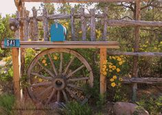 Rustic Mailbox Mailbox Photography Country by PetiteWanderer