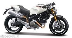 ducati monster 696 blanco maisto moto modelo 118 embalaje original nuevo - Categoria: Avisos Clasificados Gratis  Estado del Producto: Nuevo Ducati Monster 696 blanco, maisto moto modelo 1:18, embalaje original, nuevo Valor: 9,99 EURVer Producto