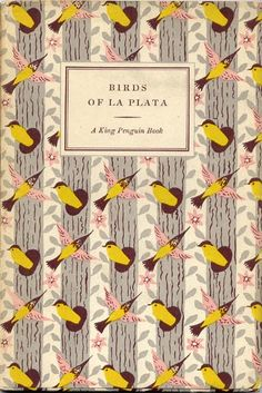 Sjoesjoe likes lovely things: Pretty vintage book covers birds illustration pattern Best Book Covers, Vintage Book Covers, Beautiful Book Covers, Book Cover Art, Book Cover Design, Vintage Books, Book Art, Vintage Library, Antique Books