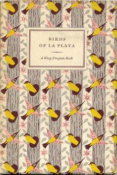 birds of... Río de La plata?