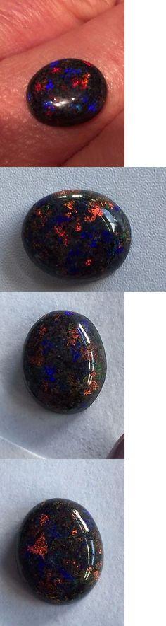 Black Opals 181110: Australian Andamooka Black Opal 3.5 Ct - Aaa Gem Quality 11.86 X 9.9 X 4.26 Mm S -> BUY IT NOW ONLY: $450 on eBay!