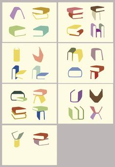 ABC ~ alphabet books.