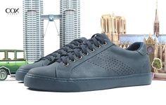 """#COX Shoes - #GiàyChuẩnEuroGiáƯuViệt - #MadeinVietNam Bạn đam mê du lịch đó đây Bạn cần 1 đôi Giày nhẹ nhàng và thoải mái. Bạn thích phong cách trẻ trung và lịch lãm mà không phải dốc quá nhiều """"hầu bao"""" vào những đôi Giày Fake. Hãy đến với Giày CÓC sẽ giúp Bạn loại bỏ những vấn đề trên và Bạn sẽ lịch lãm và phong trần.  ___________________________________ Giá Ưu Việt 340.000vnd  Size 39, 40, 41, 42, 43, 44 Truy cập website:  http://coxshoes.vn/shop/ ___________________________________ ✔ Mua…"""