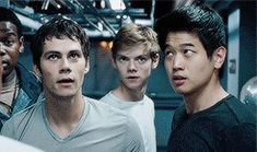 the maze runner The Scorch Trials | Tumblr