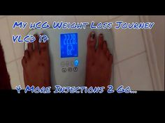 4 more injections hCG Weight Loss Journey