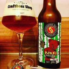 #Birki gebraut mit #Birkensaft von @schoppebraeu mit Noten von Birne und Honig! www.craftbeer-shop.com/schoppe-braeu-birki #craftbeer #craftbeershop #craftbeerlovers #craftbeerpics #craftbeerjunkie #instabier #schoppebräu #berlin #parchim #cbs #bier #bierstagram