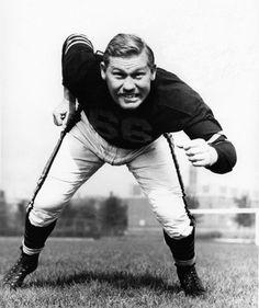 """Clyde """"Bulldog"""" Turner, Chicago Bears"""