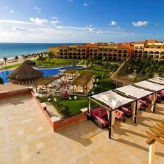 Ocean Coral & Turquesa All inclusive resort  Good romantic trip on a budget