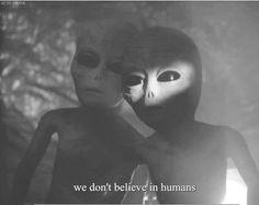 haha #aliens