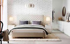 Claves para iluminar el dormitorio