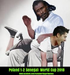 World sport soccer memes Poland 1-2 Senegal: World Cup 2018 Russia