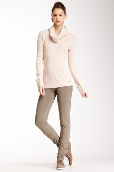 Ruched Legging