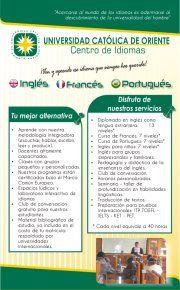 CENTRO DE IDIOMAS UCO Languages, Centre