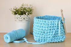 Los mejores tutoriales de cestas de trapillo para principiantes
