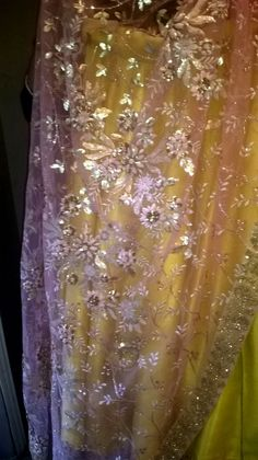 the pretty pretty dupatta  hand embroidered by the best embroiders especially for you #bridesmaiddress #cocktaildress #indowestern #indian #philicia #traditional #ethnic #duaptta #handembroidery comment or message us more more information (no reference picture or re-pin,100%original picture and our own designs)