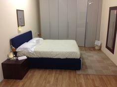 #Armadio con cabina e letto-contenitore #ME #PoggiArredamenti #LocalitàBeinaschi #Parquet #Letto