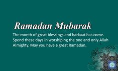 Ramadan Mubarak In English With Images - The month of great blessings and Barkat has come. spend these days in worshiping the one and only Allah Almighty. May you have a great Ramadan. Ramadan Is Coming, Ramadan Day, Ramadan Mubarak, Ramadan Greetings In English, Eid Greetings, Ramzan Wishes, Ramadan Kareem Pictures, Religion Quotes, Peace Be Upon Him