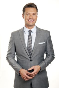 Ryan Seacrest Is an American radio personality, television host, network producer and voice actor. Born in Dunwoody, GA