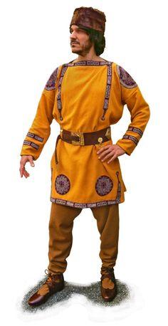 Medievaldesign 4th Century Tunic