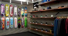 Nike Action Sports at BaySixty6 Skate Park - London