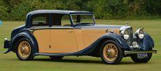 1936-Derby-Bentley-4-25-Litre-sports-saloon